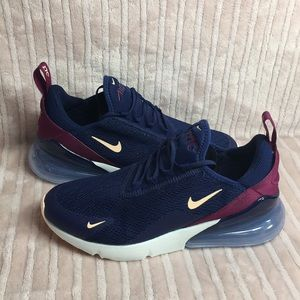 Nike Air max 270 sneakers shoes size 7.5